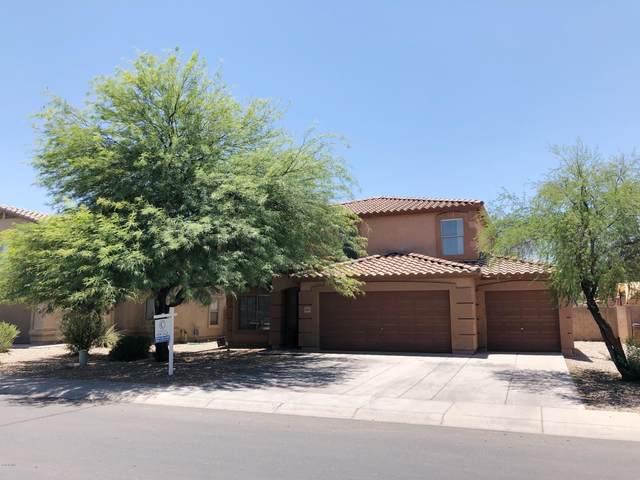 4303 E Rousay Drive, San Tan Valley, AZ 85140 (MLS #6102069) :: Arizona Home Group