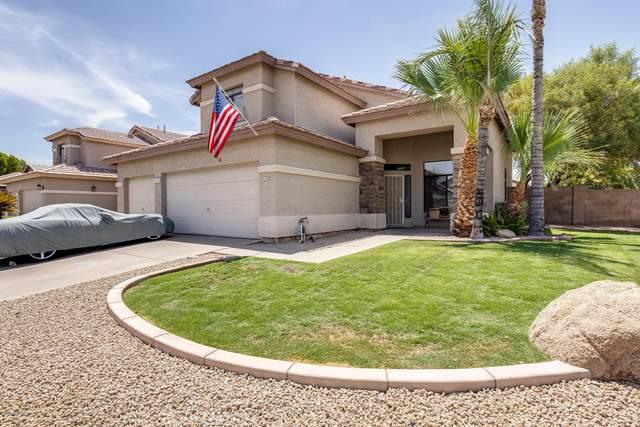 5441 W Villa Maria Drive, Glendale, AZ 85308 (MLS #6102080) :: The Carin Nguyen Team