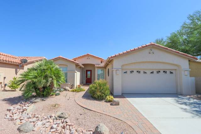 9805 E Hercules Drive, Sun Lakes, AZ 85248 (MLS #6102084) :: Keller Williams Realty Phoenix