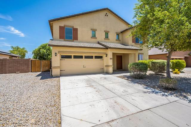 7397 S 253RD Drive, Buckeye, AZ 85326 (MLS #6102088) :: Russ Lyon Sotheby's International Realty
