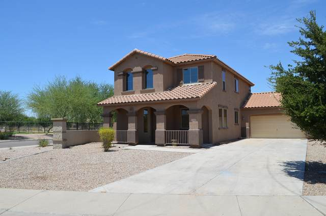 20801 S 214TH Place, Queen Creek, AZ 85142 (MLS #6102104) :: Conway Real Estate