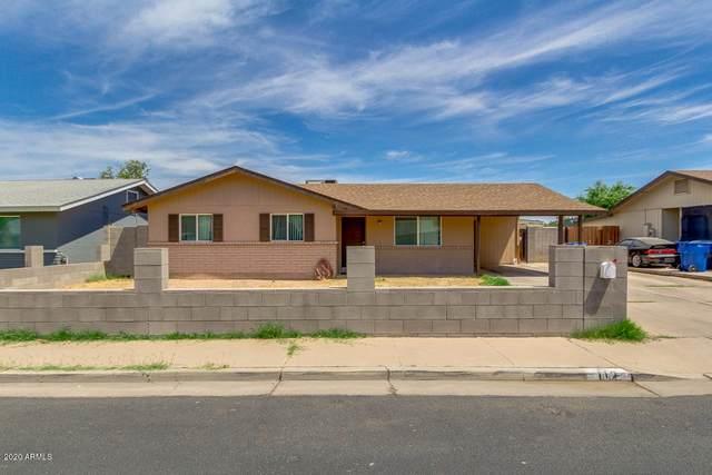 112 E Indigo Street, Mesa, AZ 85201 (MLS #6102118) :: The Luna Team
