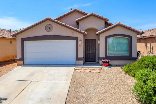 3034 Calle Cobre, Sierra Vista, AZ 85635 (MLS #6102136) :: Long Realty West Valley