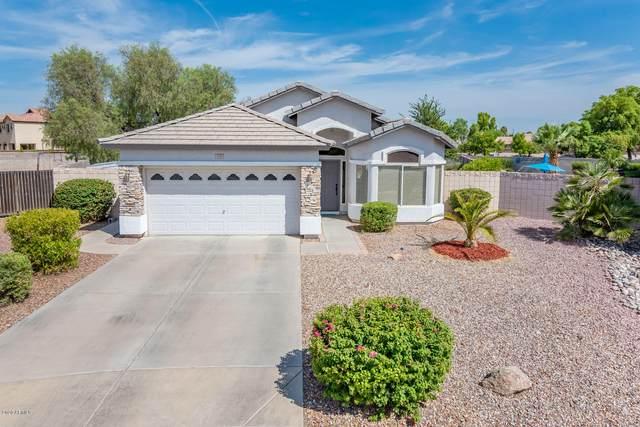 3700 E Sandy Way, Gilbert, AZ 85297 (MLS #6102142) :: Klaus Team Real Estate Solutions