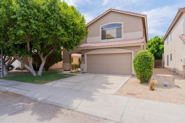 3829 W Villa Linda Drive, Glendale, AZ 85310 (MLS #6102143) :: Revelation Real Estate