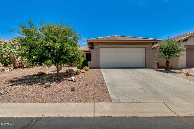 10065 E Meandering Trail Lane, Gold Canyon, AZ 85118 (MLS #6102188) :: Devor Real Estate Associates