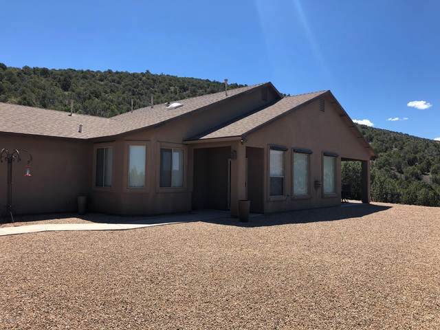 454 S Sunset Ridge Road, Kingman, AZ 86401 (MLS #6102191) :: Lucido Agency