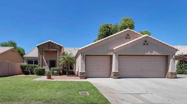 5018 W Davis Road, Glendale, AZ 85306 (MLS #6102219) :: Yost Realty Group at RE/MAX Casa Grande