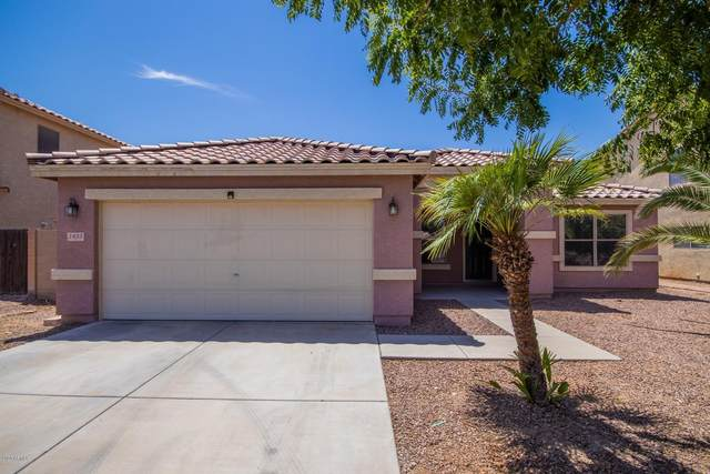 1833 N Greenway Lane, Casa Grande, AZ 85122 (MLS #6102230) :: Yost Realty Group at RE/MAX Casa Grande