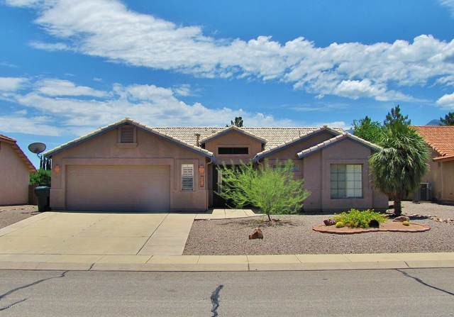 3646 Paseo Santa Clara, Sierra Vista, AZ 85650 (MLS #6102237) :: Service First Realty