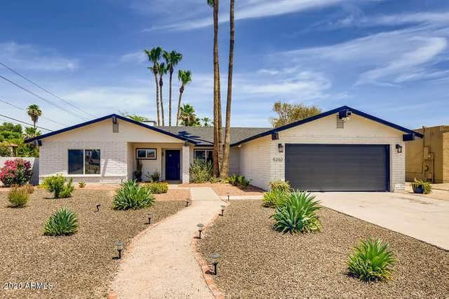 5202 E Blanche Drive, Scottsdale, AZ 85254 (MLS #6102239) :: Revelation Real Estate