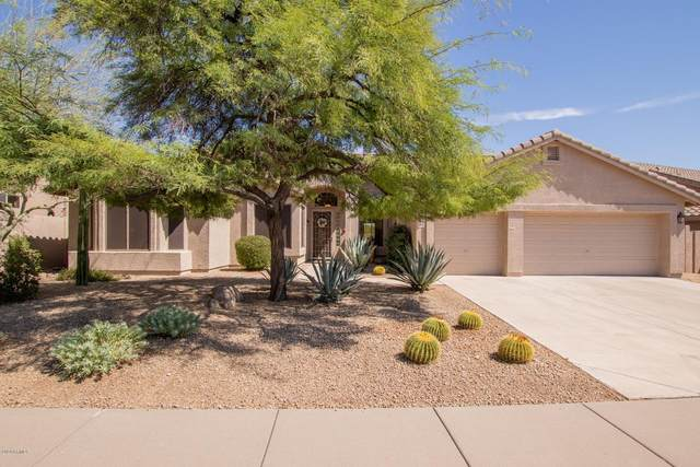 4931 E Fernwood Court, Cave Creek, AZ 85331 (MLS #6102244) :: Revelation Real Estate