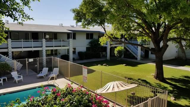 721 E Montebello Avenue #213, Phoenix, AZ 85014 (MLS #6102249) :: Arizona Home Group