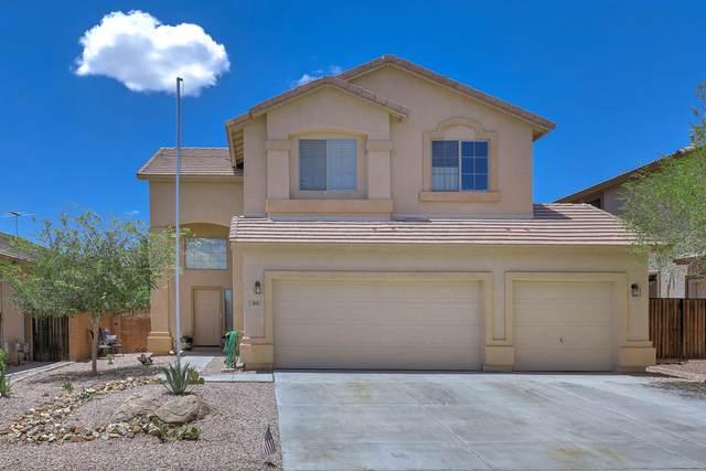 3610 N 296TH Drive, Buckeye, AZ 85396 (MLS #6102252) :: My Home Group