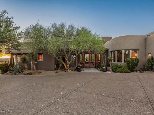 10515 E Groundcherry Lane, Scottsdale, AZ 85262 (MLS #6102256) :: The Results Group