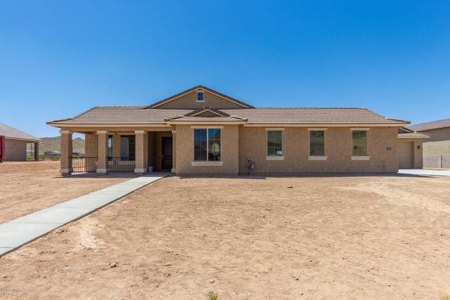 1986 E Barrett Drive, San Tan Valley, AZ 85143 (MLS #6102260) :: Conway Real Estate