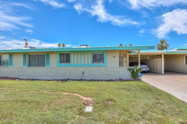 10924 W Windsor Drive, Sun City, AZ 85351 (MLS #6102308) :: Lucido Agency