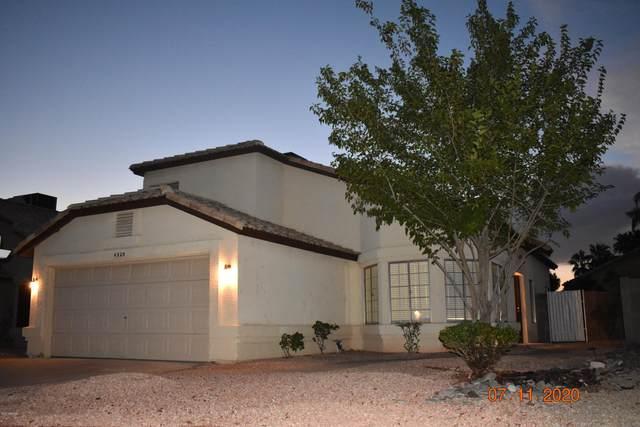 4320 E Morrow Drive, Phoenix, AZ 85050 (MLS #6102322) :: Revelation Real Estate