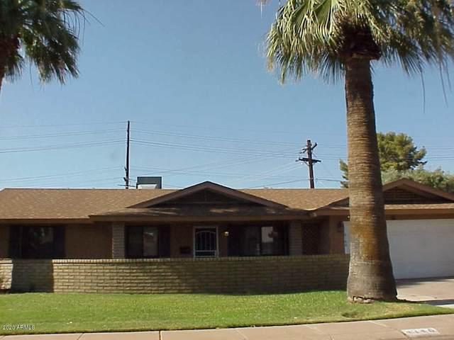 4146 W Linger Lane, Phoenix, AZ 85051 (MLS #6102326) :: Arizona Home Group