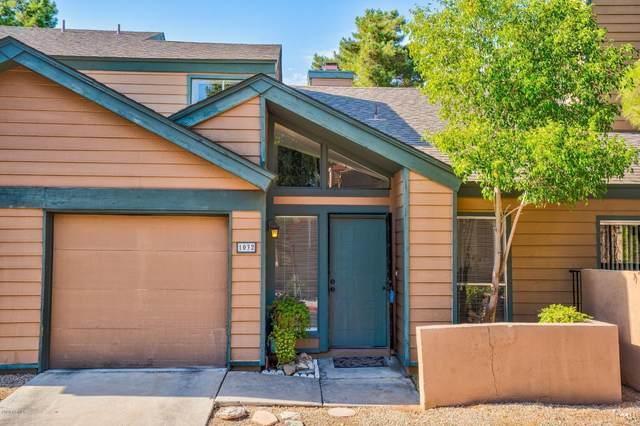 14002 N 49th Avenue #1032, Glendale, AZ 85306 (MLS #6102342) :: Yost Realty Group at RE/MAX Casa Grande