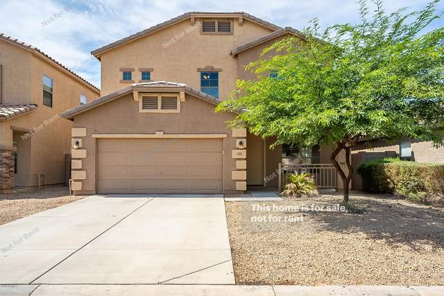 3595 E Desert Moon Trail, San Tan Valley, AZ 85143 (MLS #6102361) :: Conway Real Estate