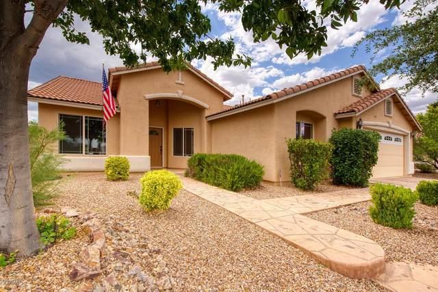 1874 Oak Winds Drive, Sierra Vista, AZ 85635 (MLS #6102362) :: Riddle Realty Group - Keller Williams Arizona Realty