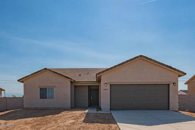 10640 W Monaco Boulevard, Arizona City, AZ 85123 (MLS #6102365) :: The Results Group