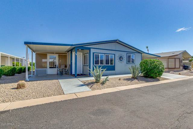 2400 E Baseline Avenue #94, Apache Junction, AZ 85119 (MLS #6102370) :: Keller Williams Realty Phoenix