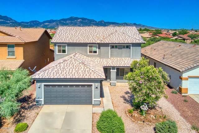 3396 Rhapsody Drive, Sierra Vista, AZ 85650 (MLS #6102392) :: Riddle Realty Group - Keller Williams Arizona Realty
