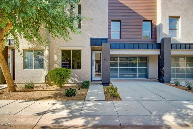 2315 E Pinchot Avenue #106, Phoenix, AZ 85016 (MLS #6102393) :: Selling AZ Homes Team