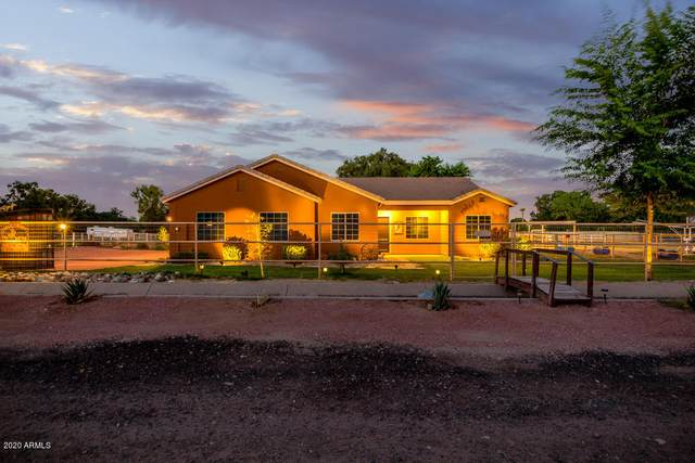 10327 N 177TH Drive, Waddell, AZ 85355 (MLS #6102404) :: Long Realty West Valley