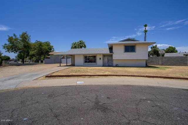 3134 W Evans Drive, Phoenix, AZ 85053 (MLS #6102406) :: The Bill and Cindy Flowers Team