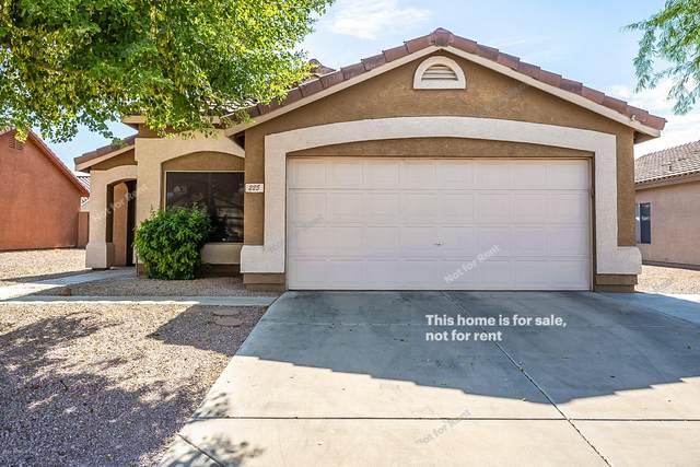 225 S Valle Verde, Mesa, AZ 85208 (MLS #6102407) :: Keller Williams Realty Phoenix