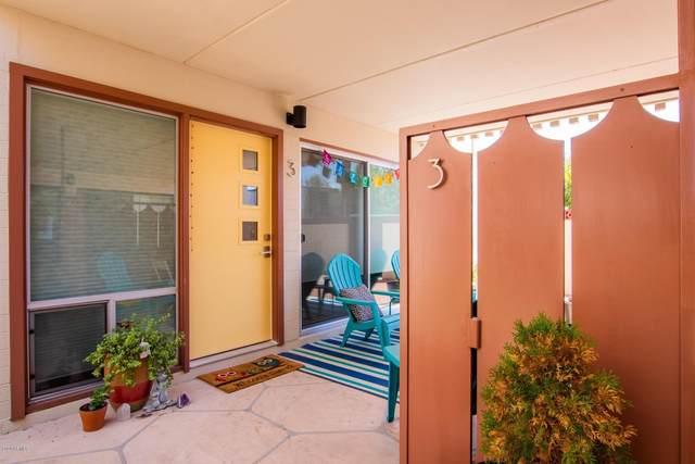 7751 E Glenrosa Avenue C3, Scottsdale, AZ 85251 (MLS #6102408) :: Balboa Realty