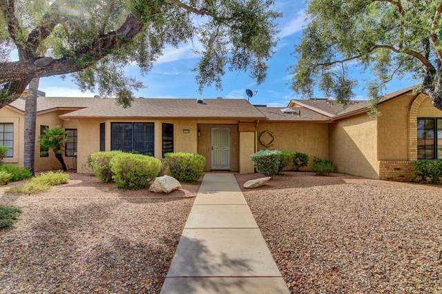 13739 W Meeker Boulevard, Sun City West, AZ 85375 (MLS #6102409) :: Long Realty West Valley