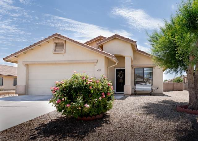 641 Temple Drive, Sierra Vista, AZ 85635 (MLS #6102424) :: Long Realty West Valley