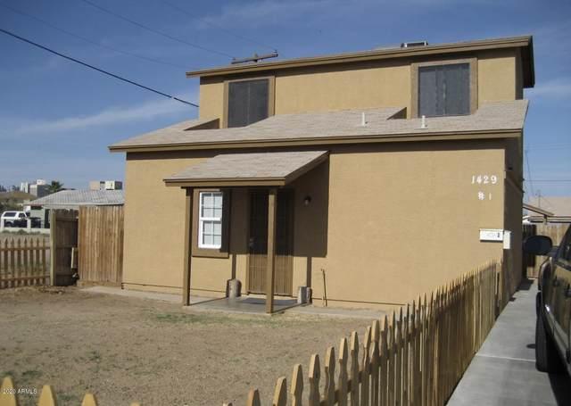1429 S 15TH Avenue, Phoenix, AZ 85007 (MLS #6102457) :: Dijkstra & Co.