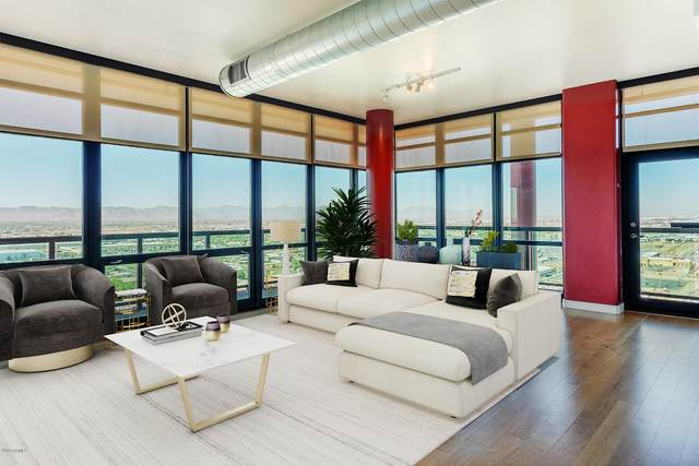 310 S 4TH Street #2101, Phoenix, AZ 85004 (MLS #6102475) :: Homehelper Consultants