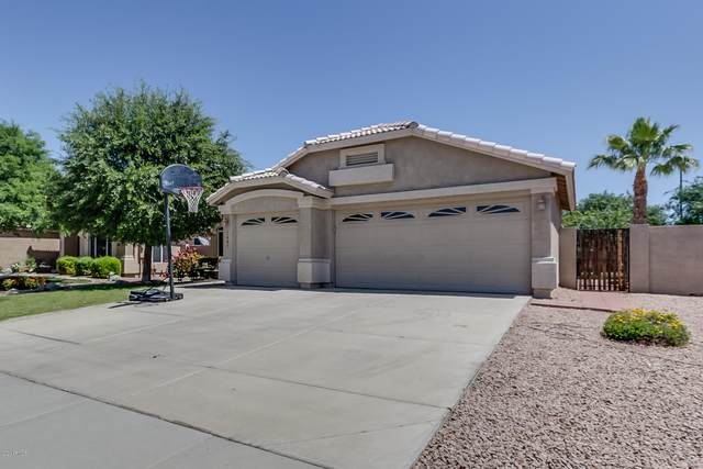 1481 S Sahuaro Street, Gilbert, AZ 85233 (MLS #6102478) :: Klaus Team Real Estate Solutions