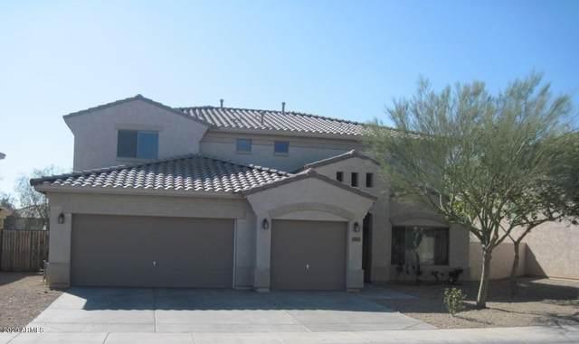 17035 W Statler Street, Surprise, AZ 85388 (MLS #6102490) :: Dave Fernandez Team | HomeSmart