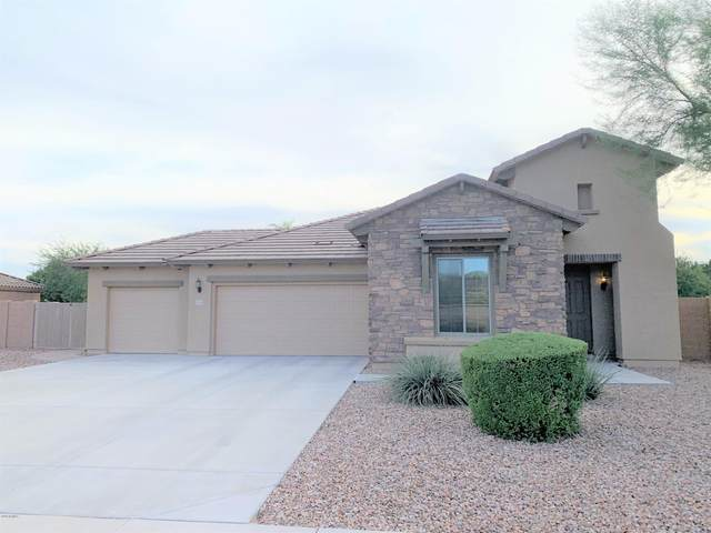 3836 S Whitman, Mesa, AZ 85212 (MLS #6102501) :: The Bill and Cindy Flowers Team