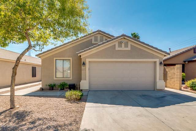 16602 N 113TH Lane, Surprise, AZ 85378 (MLS #6102518) :: Klaus Team Real Estate Solutions