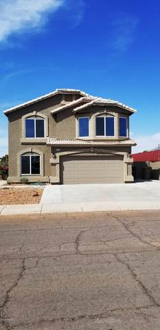 8837 W Christopher Michael Lane, Peoria, AZ 85345 (MLS #6102531) :: Homehelper Consultants