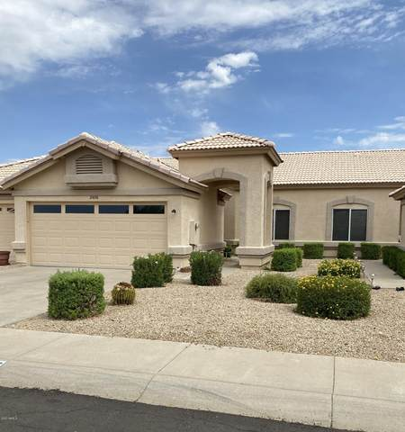 20636 N 103RD Lane, Peoria, AZ 85382 (MLS #6102549) :: Homehelper Consultants