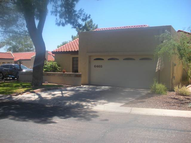 6468 S Butte Avenue, Tempe, AZ 85283 (MLS #6102560) :: The C4 Group