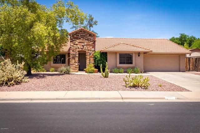 1340 W Escarpa Street, Mesa, AZ 85201 (MLS #6102563) :: The C4 Group