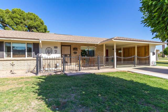 10827 W Cheryl Drive, Sun City, AZ 85351 (MLS #6102564) :: neXGen Real Estate