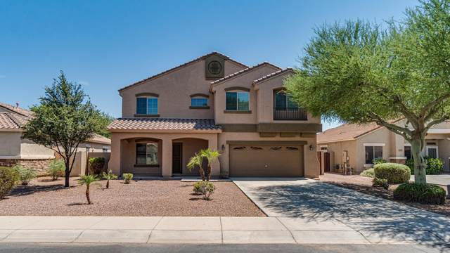 1283 E Lark Street, Gilbert, AZ 85297 (MLS #6102566) :: Long Realty West Valley
