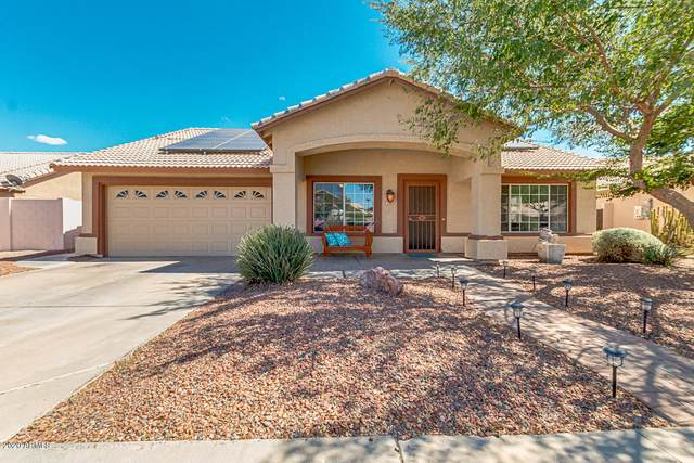 813 E Cindy Street, Chandler, AZ 85225 (MLS #6102577) :: The C4 Group