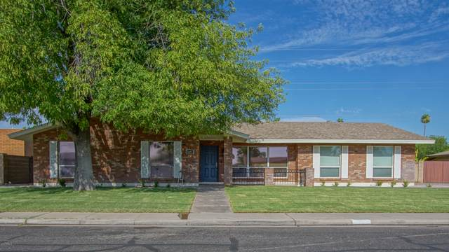 1061 N Delmar, Mesa, AZ 85203 (MLS #6102592) :: The C4 Group